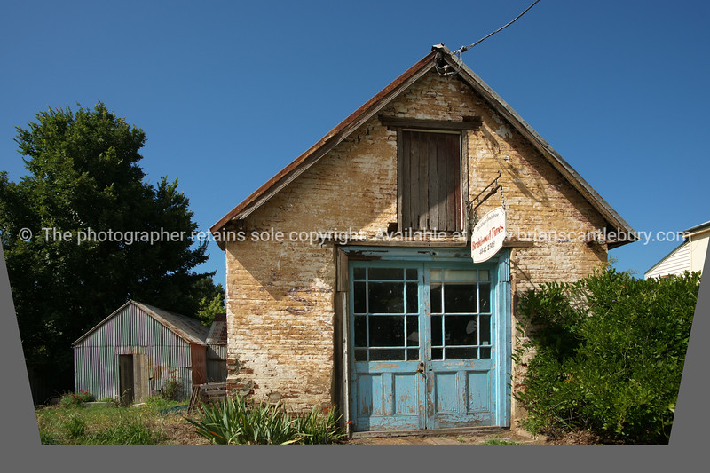 Braidwood Times, old newspaper office in this historic Aussie town of Braidwood.
