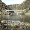 Swingbridge at Cataract Gorge, Launceston