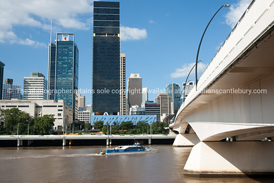 Australia- Victoria Bridge, Brisbane.