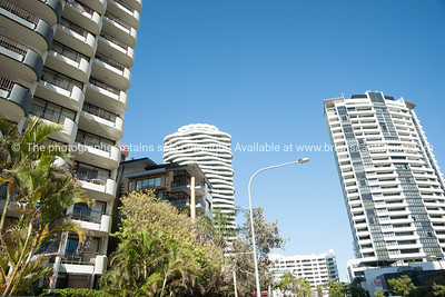 Gold Coast Highrise architecture