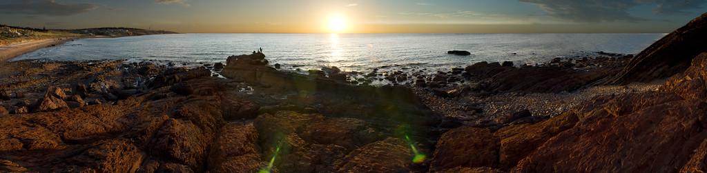 Hallett Cove Beach.