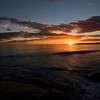 Sunset, Bay of Fires, East Coast , Tasmania
