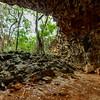 Lava Cave. Undara, Australia
