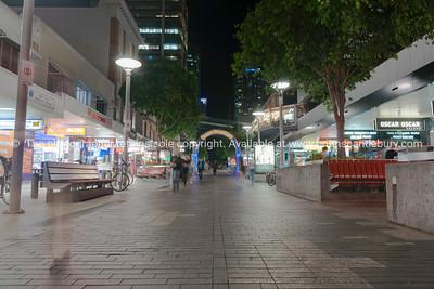 Brisbane night lights.