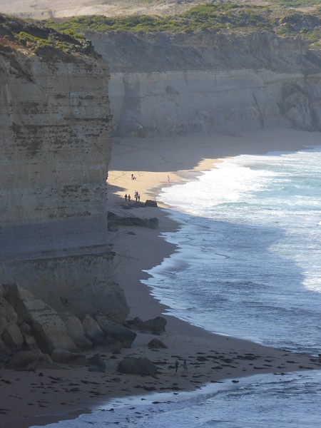 The beach at Gibson Steps, Great Ocean Road