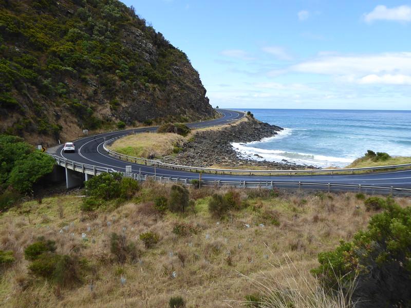 Great Ocean Road, at Sheoak Creek