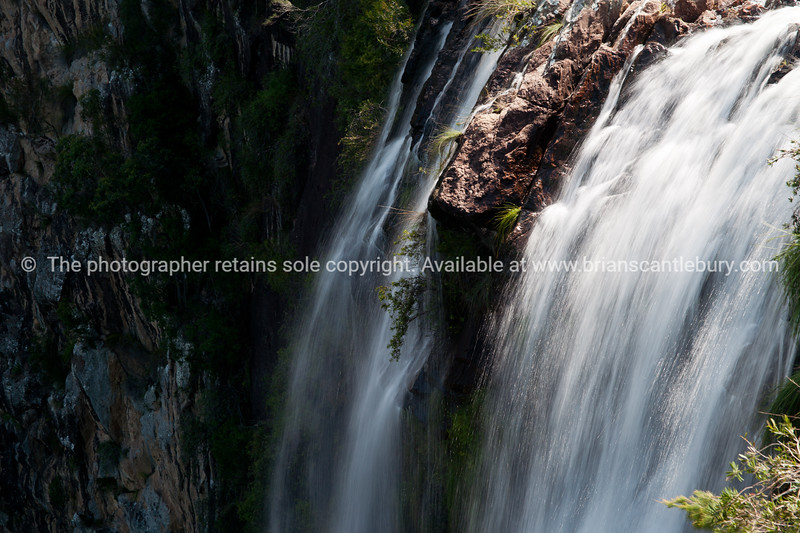 Minyon Falls waterfall.