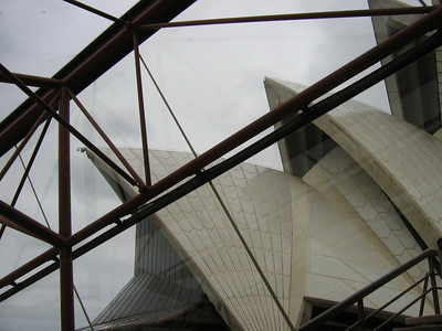 Sydney and the Opera House - Australia