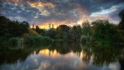 Melbourne Botanical Garden