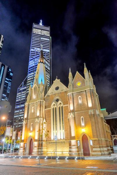 Wesley Church, Perth