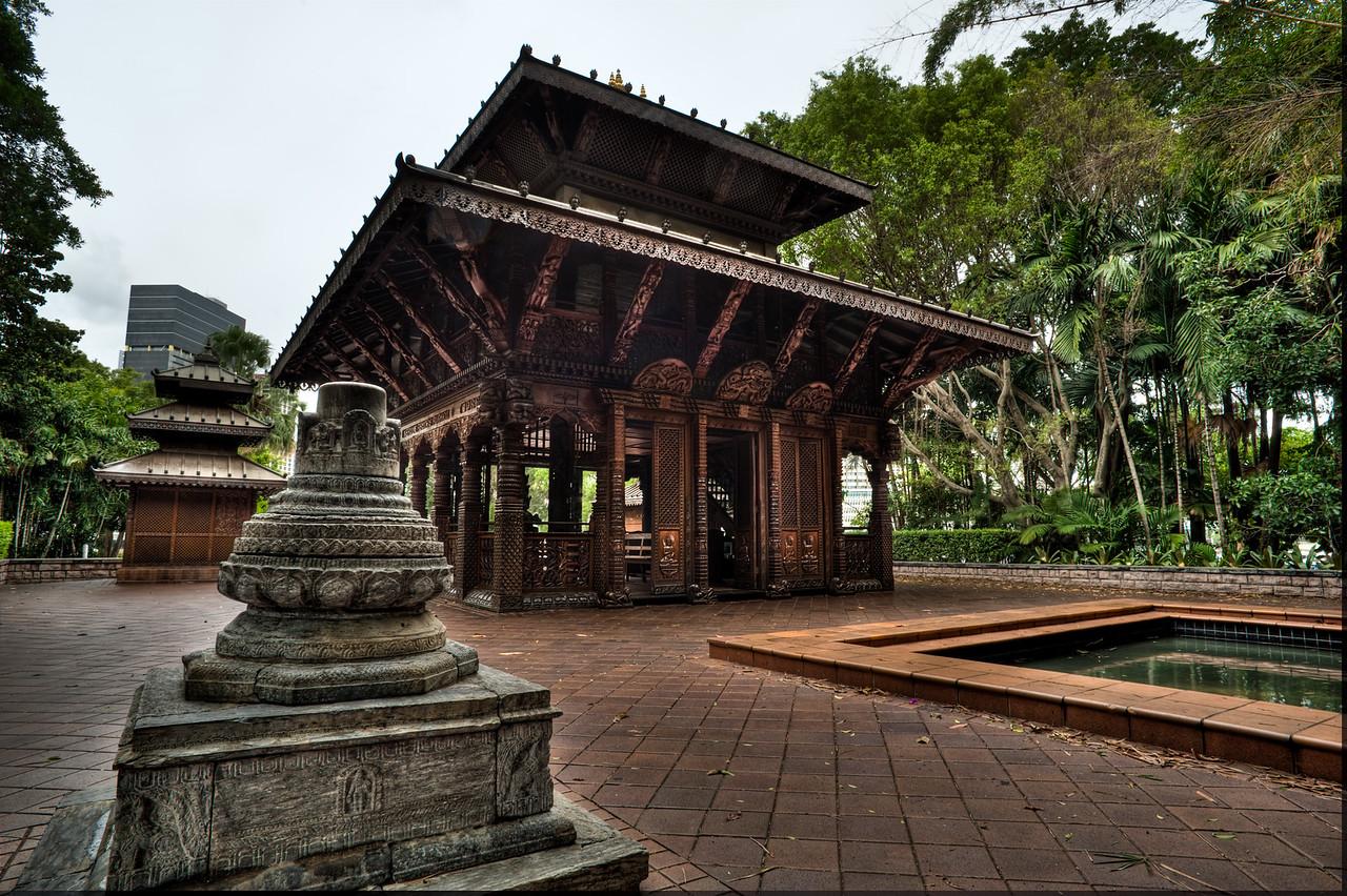 Nepalese Temple, Brisbane
