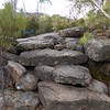 Path to the Pinnacles from Wonderland carpark, Grampians