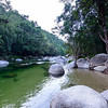Mossman Gorge, Daintree Rainforest. Port Douglas, Australia