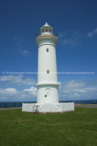 Lighthouse, Kiama, Australia.