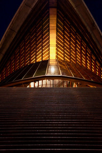 Steps to Sydney Opera House - Sydney