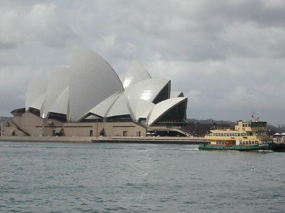 Sydney, Australia 2003