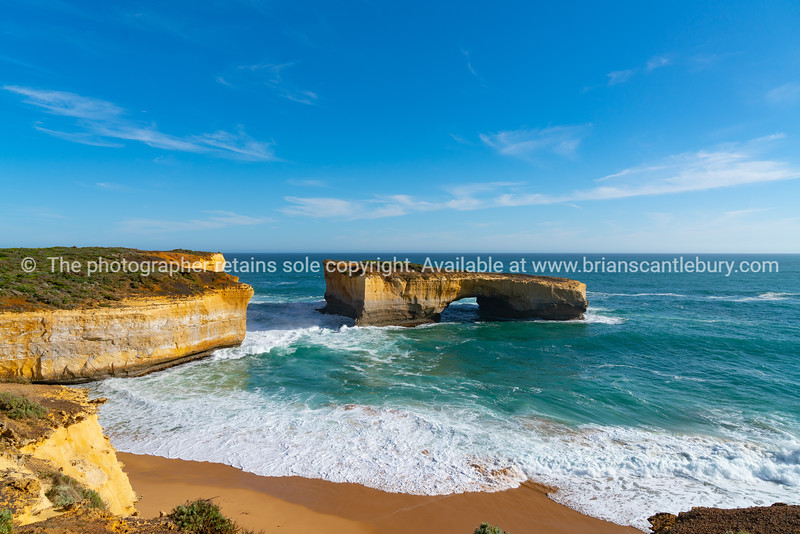 London Arch in Port Campbell National Park