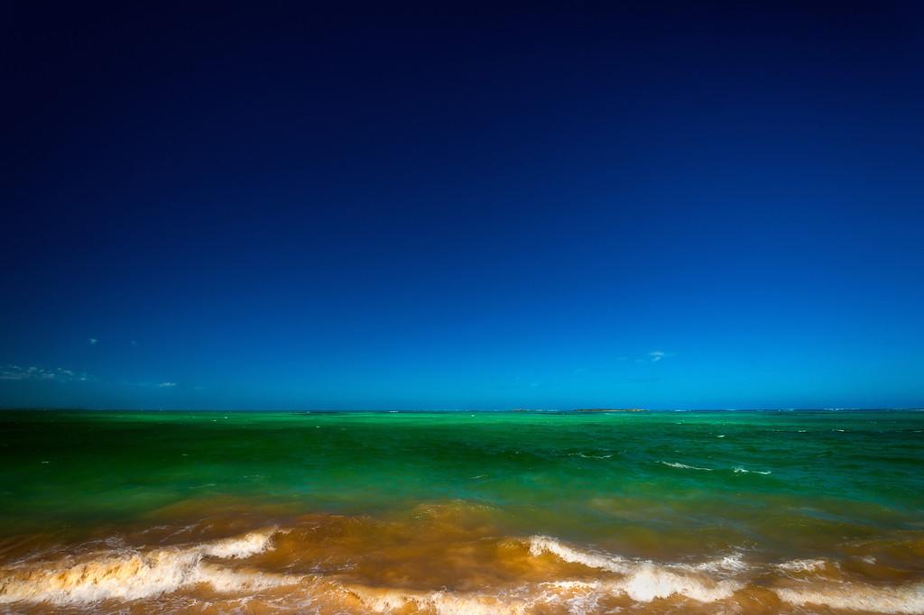 Indian ocean, Western Australia