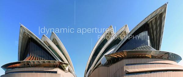 Sydney Opera House Panorama