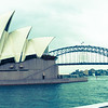 Sydney Harbour, Bridge and Opera House