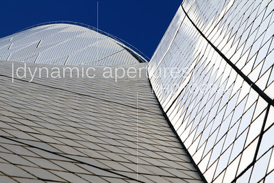 Sydney Opera House tiles