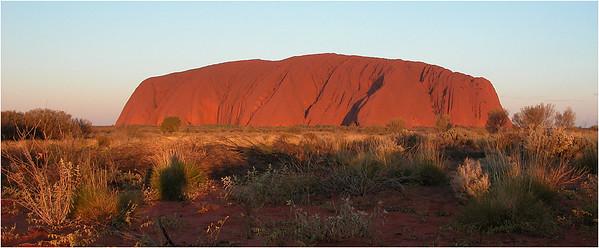 Northern Territory, Ayers Rock, Uluru