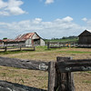 "Rustic rural Australia, old farm buildings, with weathered wooden fences,near Cowper.<br />  see also <a href=""http://smu.gs/14LcY8Y"">http://smu.gs/14LcY8Y</a> Fine Art Photograhpy for abstract landscapes."