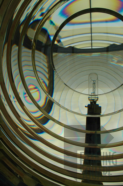 Green Cape Lighthouse, NSW, Australia -Glass and light