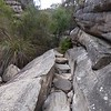 Path in Grand Canyon, Halls Gap, Grampians