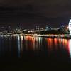 Lights of the South Bank, Brisbane Australia