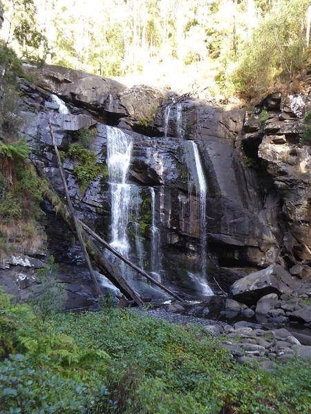 Stevenson Falls, Otway NP
