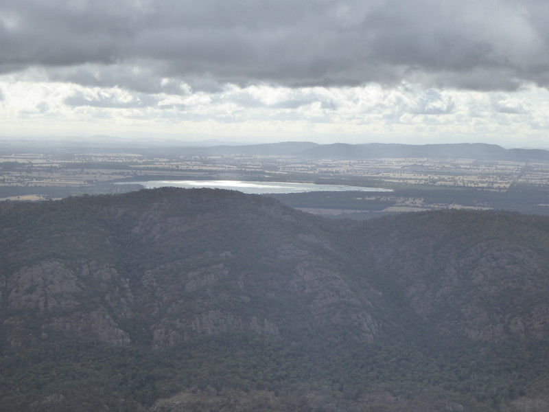View from the Pinnacle, Grampians