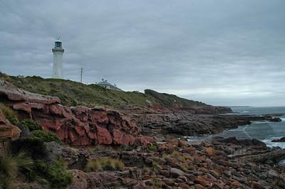 Green Cape Lighthouse, NSW, Australia