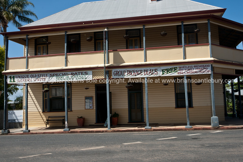 Accomodation, special rates Ulmarra style.<br /> A visit to Ulmarra is like stepping back in time as the village remains one of the finest examples of a 19th Century riverport in Australia.