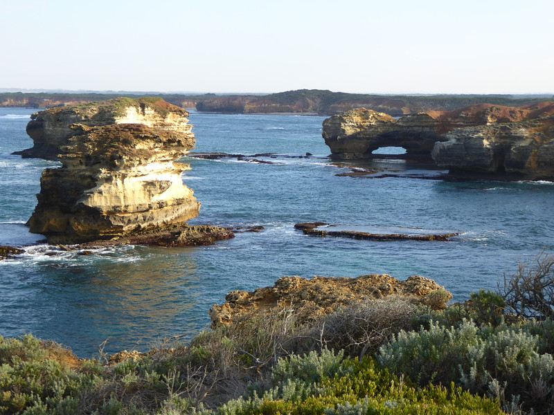 View from Halladale Point, Bay of Martyrs, Great Ocean Road