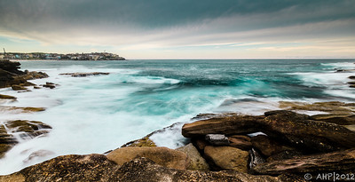 Long exposure @ Bondi Beach