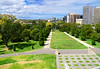 """Tasmania-Australia-New Zealand OAT trip, Feb-Mar 2016.  This is Australia without Tasmania.  Melbourne.  The Shrine of Remembrance is a memorial to the men and women of Victoria who served in World War I and is now a memorial to all Australians who have served in war.<br /> <a href=""""https://en.wikipedia.org/wiki/Shrine_of_Remembrance"""">https://en.wikipedia.org/wiki/Shrine_of_Remembrance</a>"""