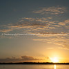 Maroochy River sunrise.