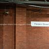 Flinders Street sign