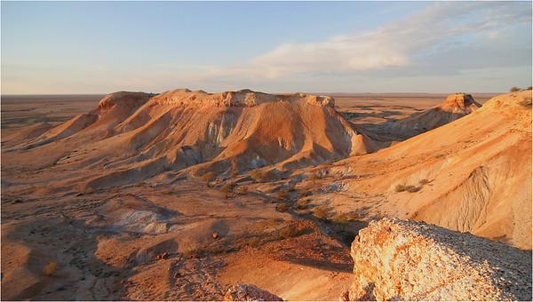 South Australia, Painted Desert