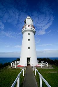 Cap Otway Lighthouse, Great Ocean Road, Australia