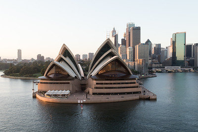 Opera House,  Sydney Harbor