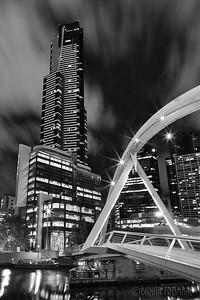 Melbourne's tallest residential building
