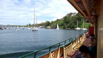 Sydney Ferries 2 On to Old Cremorne