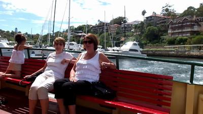 Sydney Ferries 1 Leaving Mosman