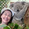 Jeane and Koala