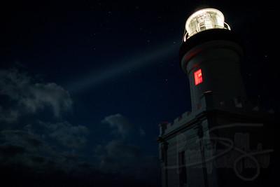 Byron Bay Lighthouse. Byron Bay, New South Wales, Australia.