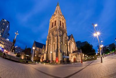 2.13.11 The iconic Christchurch church.