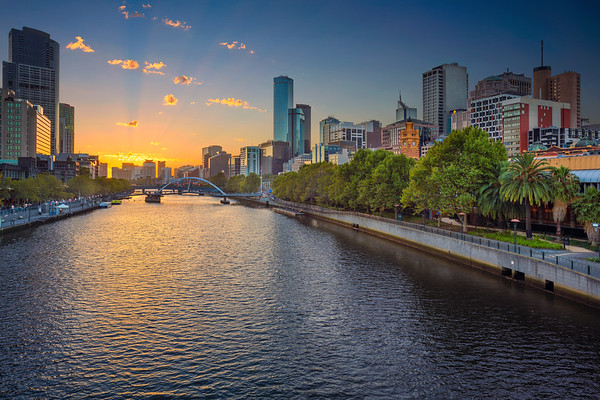 City of Melbourne.