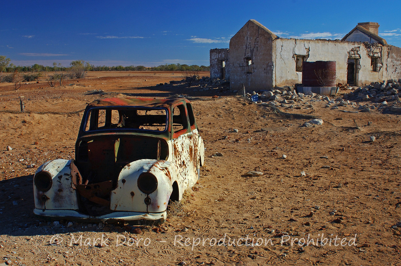 Abandoned, Outback NSW